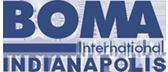 BOMA Indianapolis International logo