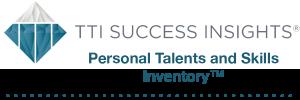 TTI Success Insights® Personal Talents and Skills Inventory™
