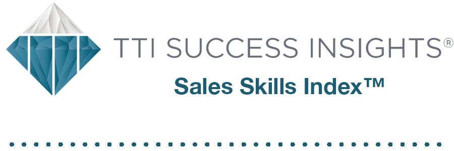TTI Success Insights® Sales Skills Index™