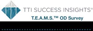 TTI Success Insights® T.E.A.M.S.™ OD Survey